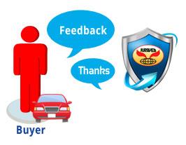 Received Car & Feedback